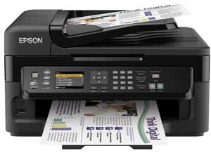 Epson Workforce WF2540 im Test
