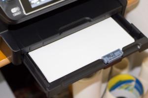 Papierkassette des Epson WF-2660-DWF im Test